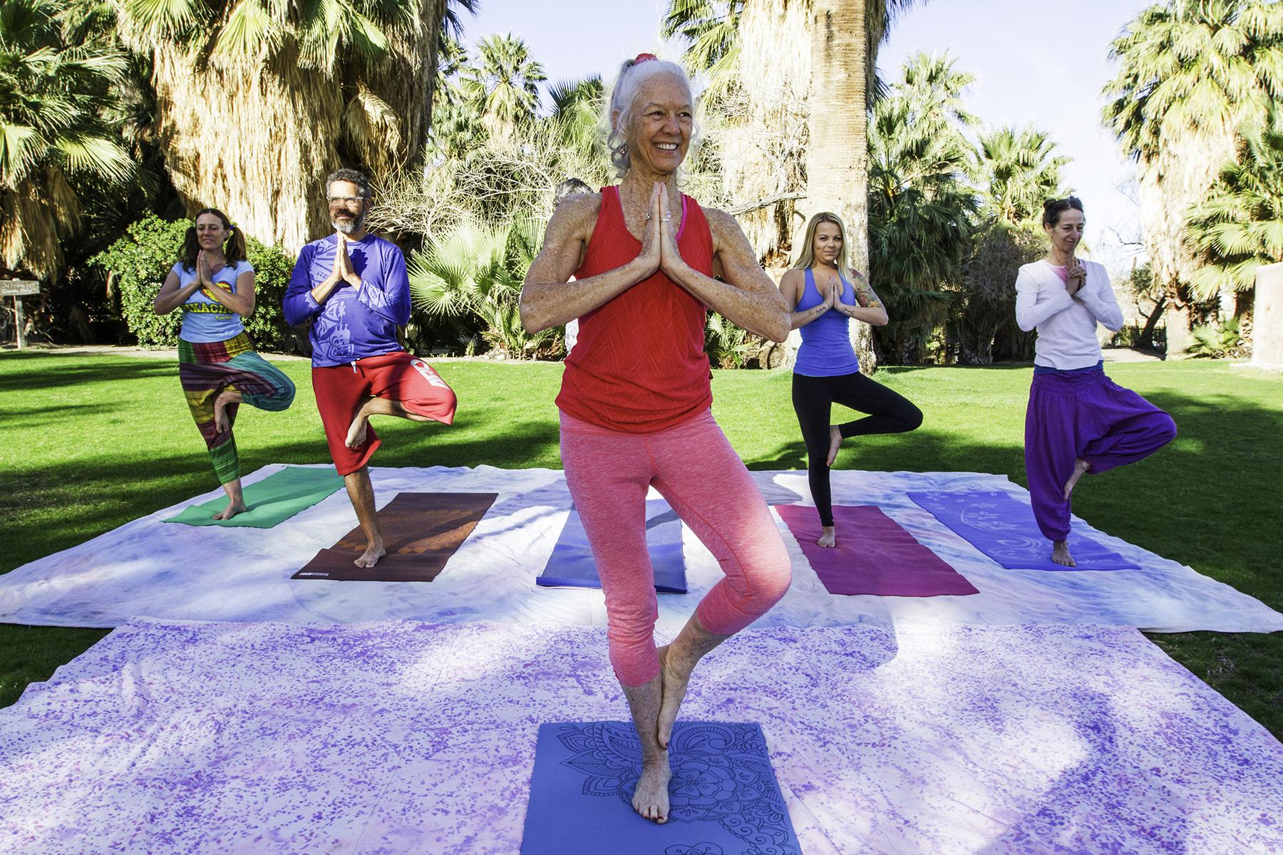 Сумка для йоги и фитнеса