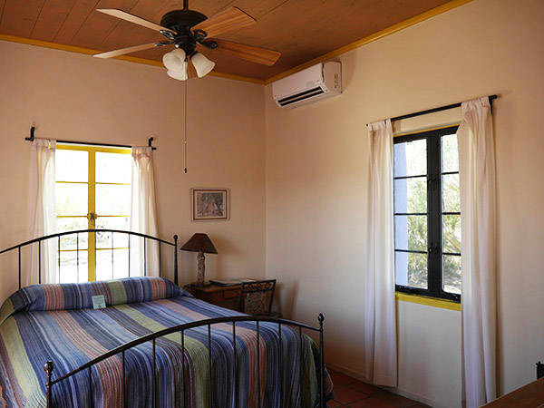 Chinchweed Adobe with a/c and ceiling fan