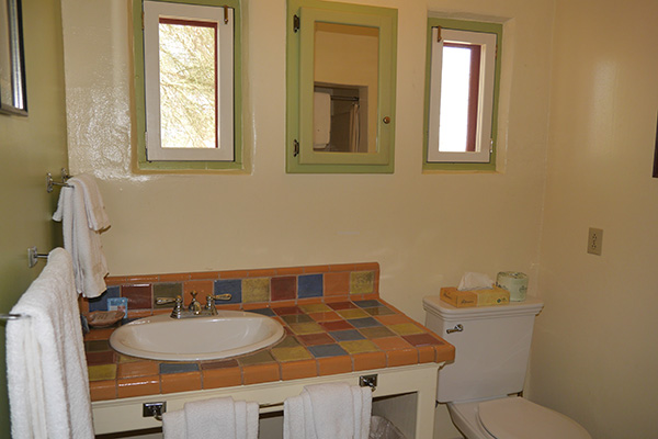 Bathroom West End Cottage