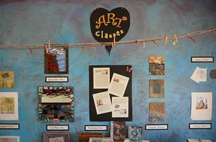 Art Classes at the Creative Center & Gallery