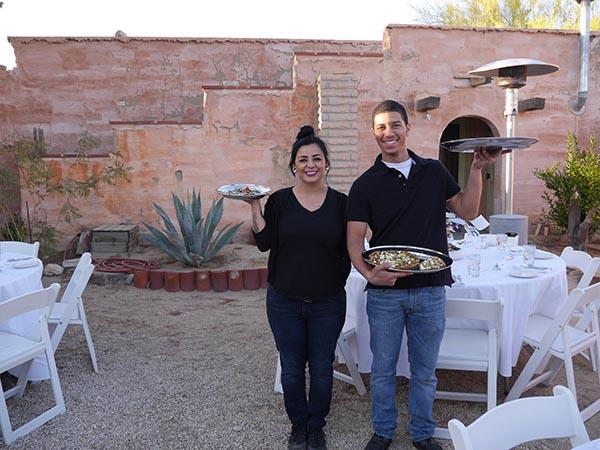 Friendly & Professional Customer Service at 29 Palms Inn