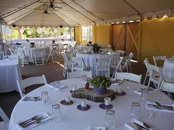 Large Party Dinner Catering 29 Palms Inn