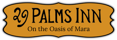 29 Palms Inn Logo